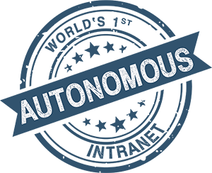 Autonomous Intranet Stamp