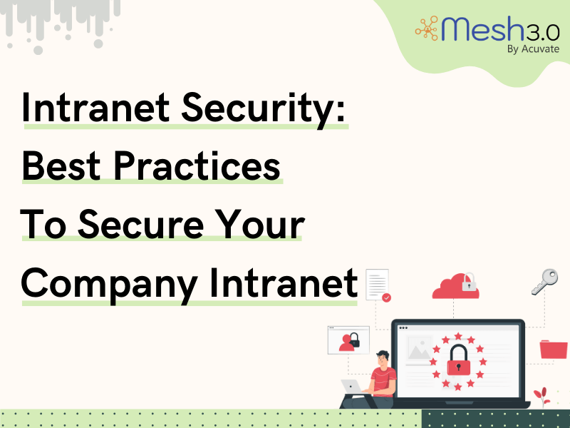 Intranet Security best Practices