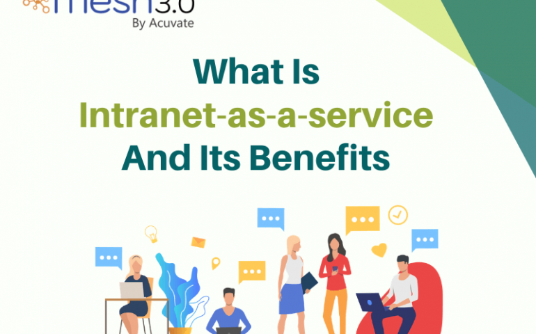 What is Intranet As A Service