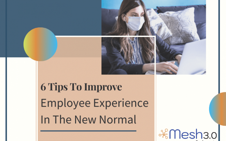 tips for improving Employee Experience