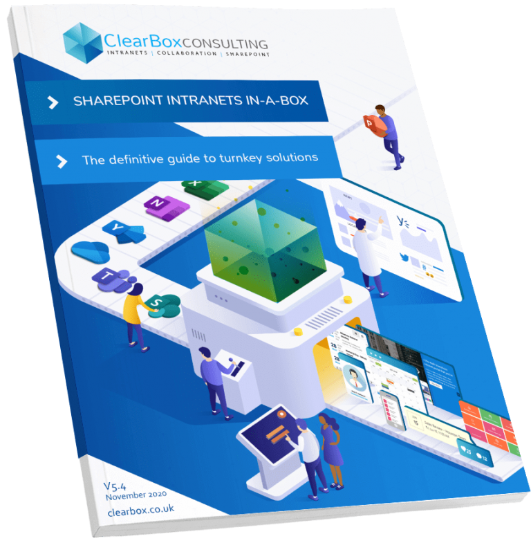 Sharepoint Intranet in a Box