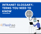 Intranet Glossary Terms You Need To Know