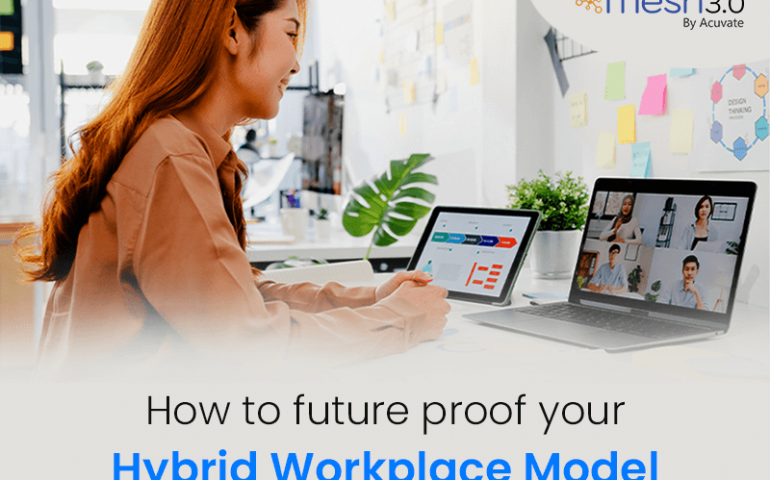 How To Future Proof Your Hybrid Workplace Model