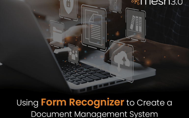 Using Form Recognizer To Create A Document Management System